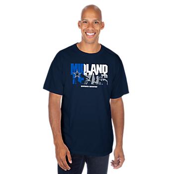 Dallas Cowboys Midland Local Short Sleeve T-Shirt