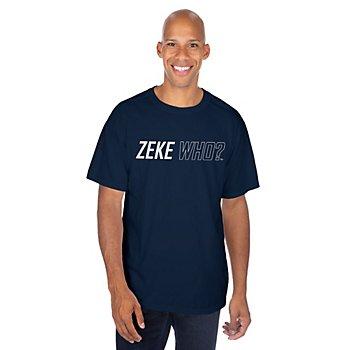 Dallas Cowboys Zeke Who™ Short Sleeve T-Shirt