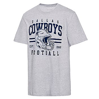 Dallas Cowboys Mens Hinton Short Sleeve T-Shirt