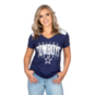 Dallas Cowboys Womens Summers Short Sleeve T-Shirt