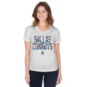 Dallas Cowboys Womens Manon Short Sleeve T-Shirt