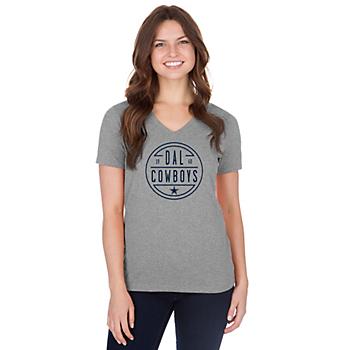 bb494fc0 Dallas Cowboys Womens Tops | Official Dallas Cowboys Pro Shop