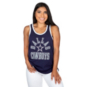 Dallas Cowboys Womens McKinley Tank