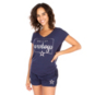 Dallas Cowboys Womens Lottie Short Sleeve T-Shirt