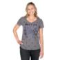 Dallas Cowboys Womens Nakota Short Sleeve T-Shirt