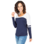 Dallas Cowboys Womens Talley Long Sleeve T-Shirt