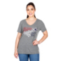 Dallas Cowboys Womens Every State Short Sleeve T-Shirt