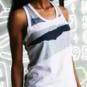 Dallas Cowboys Nike Womens Dri-Blend Race Tank