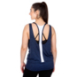 Dallas Cowboys Nike Dri-FIT Womens Loose Racerback Tank