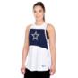 Dallas Cowboys Nike Womens Breathe Tank