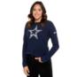 Dallas Cowboys Nike Womens Primary Logo Long Sleeve T-Shirt
