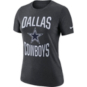 Dallas Cowboys Nike Womens Dri-FIT Fan Crew T-Shirt