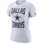 Dallas Cowboys Nike Womens Dri-FIT Fan Crew T-Shirt