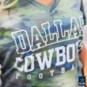 Dallas Cowboys Womens Practice Atria Short Sleeve T-Shirt