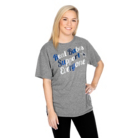Dallas Cowboys Studio Cowboys Babes Short Sleeve T-Shirt
