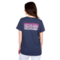 Dallas Cowboys Vineyard Vines Womens Text Short Sleeve T-Shirt