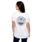 Dallas Cowboys Vineyard Vines Womens Every Game Short Sleeve T-Shirt