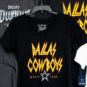 Dallas Cowboys Womens Savage Short Sleeve T-Shirt
