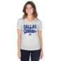 Dallas Cowboys Womens Graffiti Jules Short Sleeve T-Shirt