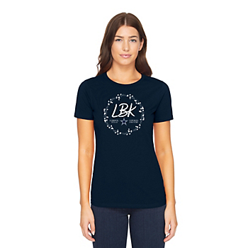 Dallas Cowboys Womens Lubbock Local Short Sleeve T-Shirt