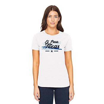 Dallas Cowboys Womens El Paso Local Short Sleeve T-Shirt