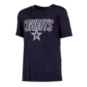 Dallas Cowboys Youth Fidget Short Sleeve T-Shirt
