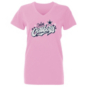 Dallas Cowboys Girls Lydia Short Sleeve T-Shirt