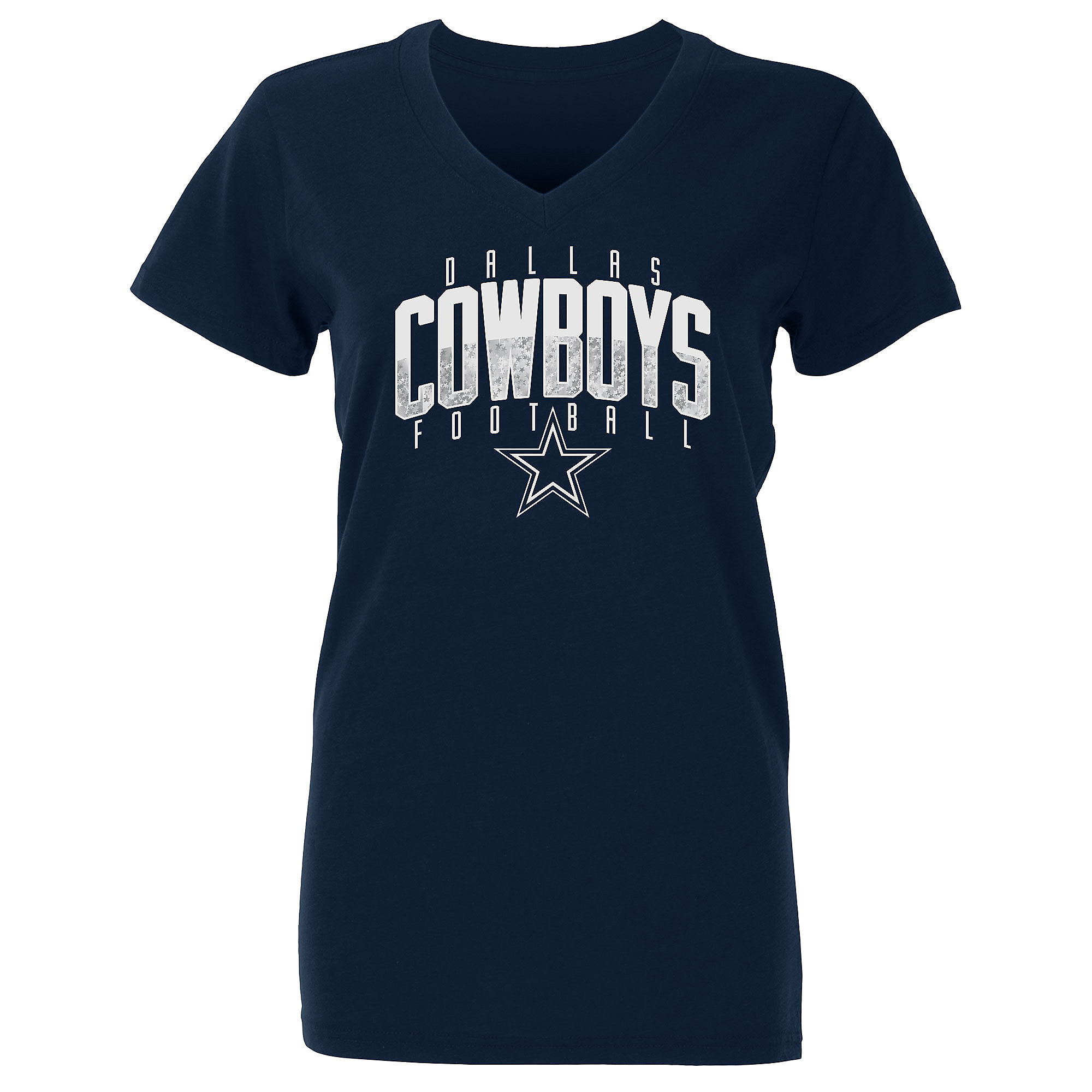 Dallas Cowboys Girls Amara Short Sleeve T-Shirt