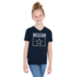 Dallas Cowboys Girls Mikayla Short Sleeve T-Shirt