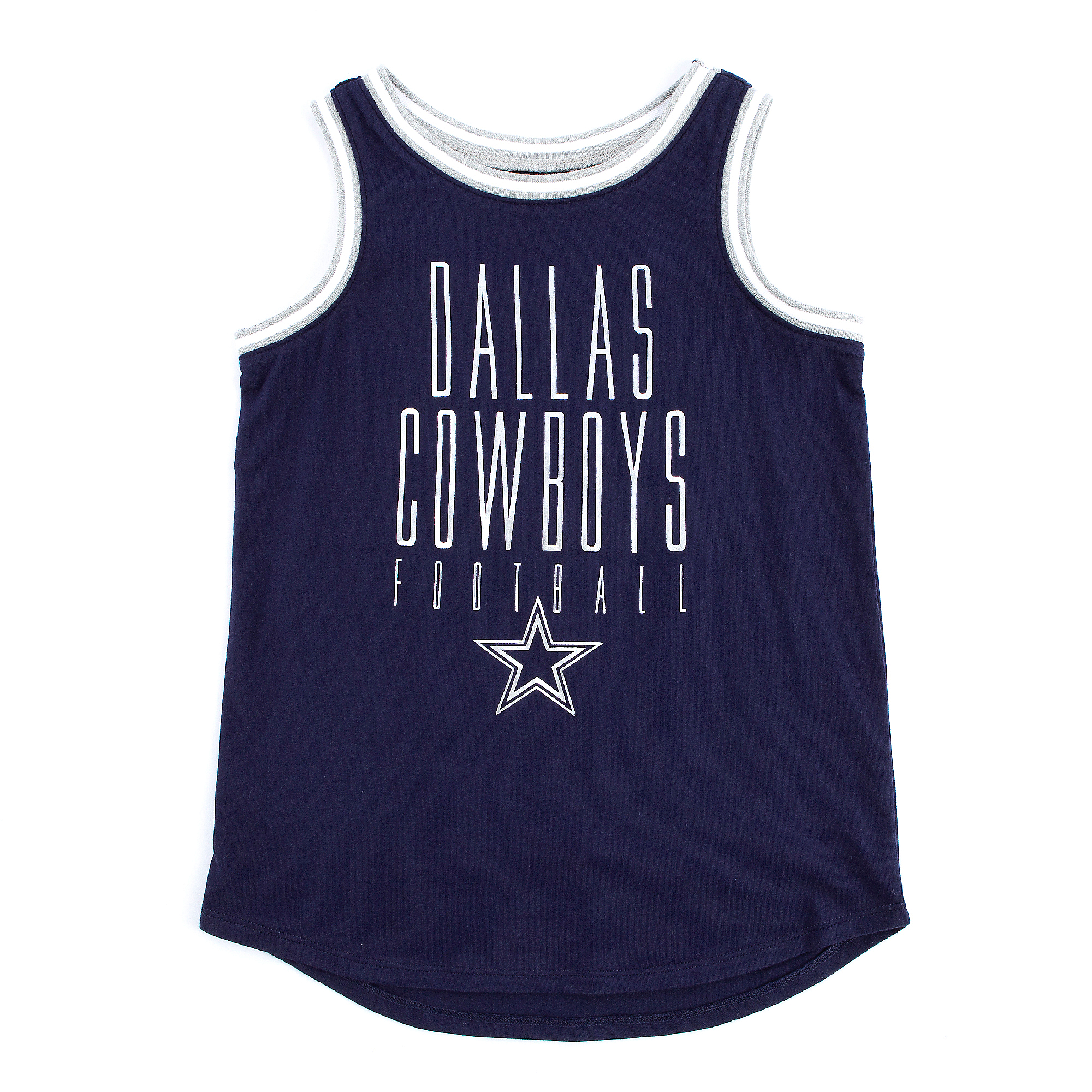 Dallas Cowboys Girls Tierra Tank