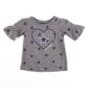Dallas Cowboys Toddler Honey Ruffle Sleeve T-Shirt