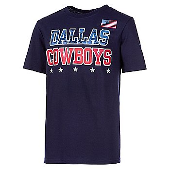 Dallas Cowboys Youth Perlman Short Sleeve T-Shirt