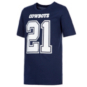 Dallas Cowboys Youth Ezekiel Elliott #21 Nike Player Pride 3 T-Shirt