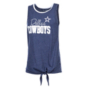 Dallas Cowboys Girls Jade Tank