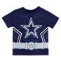Dallas Cowboys Toddler Riot Short Sleeve T-Shirt