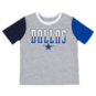 Dallas Cowboys Toddler Grayson Short Sleeve T-Shirt