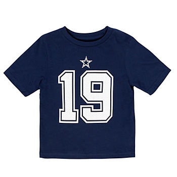 Dallas Cowboys Toddler Amari Cooper #19 Nike Player Pride T-Shirt