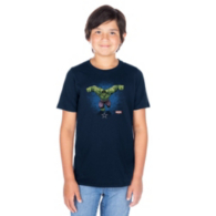 Dallas Cowboys MARVEL Youth Hulk Charging T-Shirt
