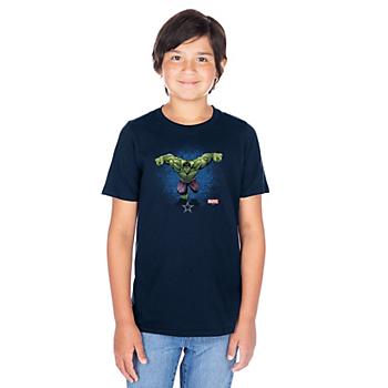 acfd6a91160cec Dallas Cowboys MARVEL Youth Hulk Charging T-Shirt