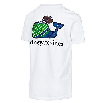 Dallas Cowboys Vineyard Vines Youth/Toddler Field Goal Short Sleeve T-Shirt