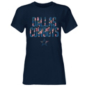 Dallas Cowboys Girls Manon Crew Short Sleeve T-Shirt