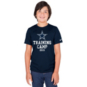 Dallas Cowboys Youth Training Camp Logo Short Sleeve T-Shirt