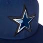 Dallas Cowboys New Era Mens Metal And Thread 59Fifty Hat