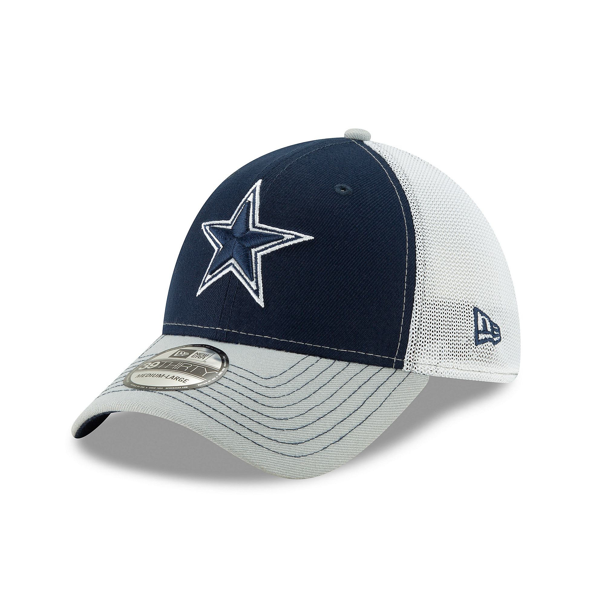 Dallas Cowboys New Era Practice Piece 39Thirty Hat