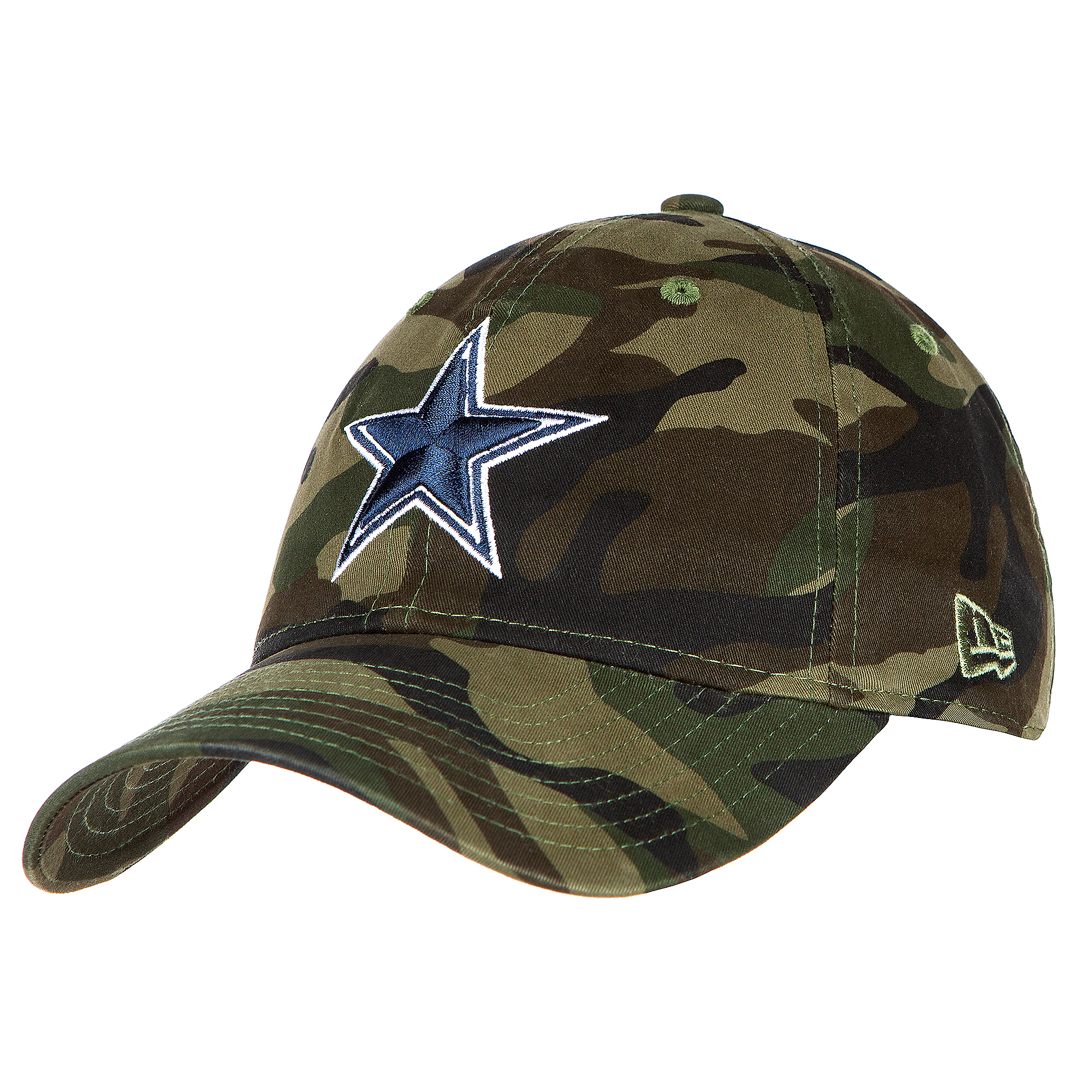 Dallas Cowboys New Era Mens Core Classic Twill 9Twenty Cap