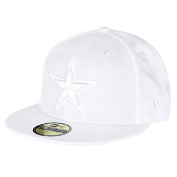dc346a40e53 Dallas Cowboys New Era Fresh Hook 59Fifty Cap