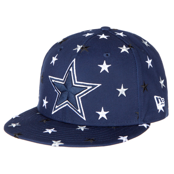 Dallas Cowboys New Era Mens Star Scatter 9Fifty Hat