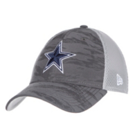 Dallas Cowboys New Era Camo Fronted 39Thirty Cap
