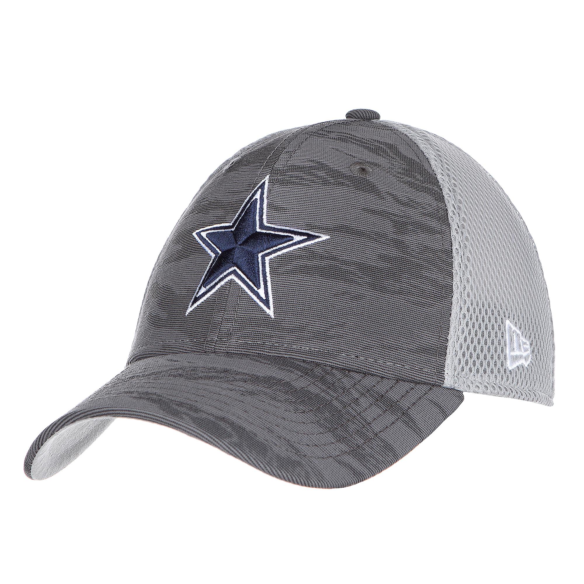 Dallas Cowboys New Era Camo Fronted 39Thirty Cap