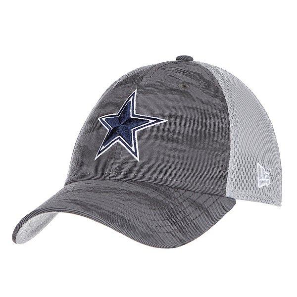 Dallas Cowboys New Era Mens Camo Fronted 39Thirty Hat